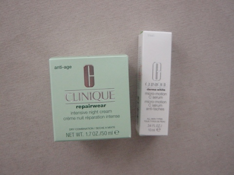 clinique-haul