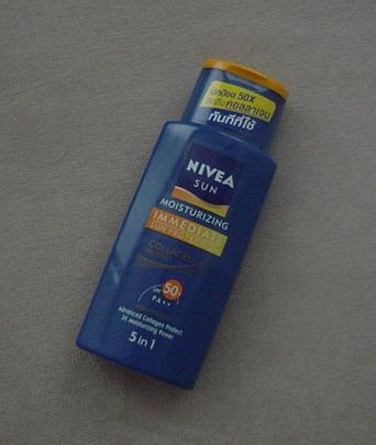 nivea-sunscreen