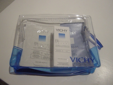 vichy-samples