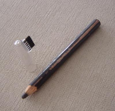 Maybelline brow liner-flake