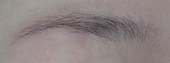 nude brow