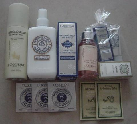 August L'Occitane Haul