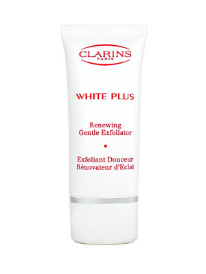 Clarins WhitePlus Gentle Renewing Exfoliator