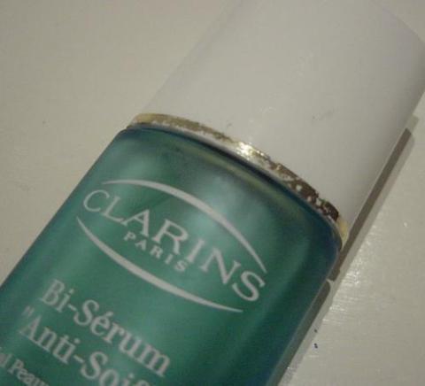 Clarins HydraQuench serum asp