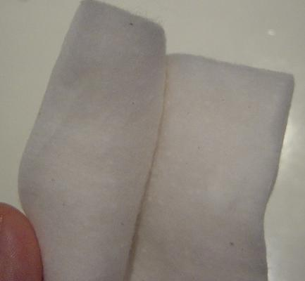 How to hold the cotton pad1