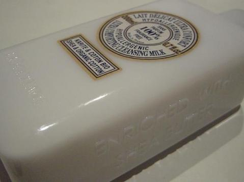 L'Occitane SBC cleansing milk2