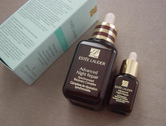 Product Review: Estee Lauder Advanced Night Repair ...