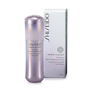 Key ingredients in shiseido facial care