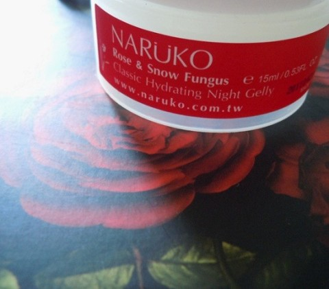 Naruko Rose&Snow Fungus Night Jelly